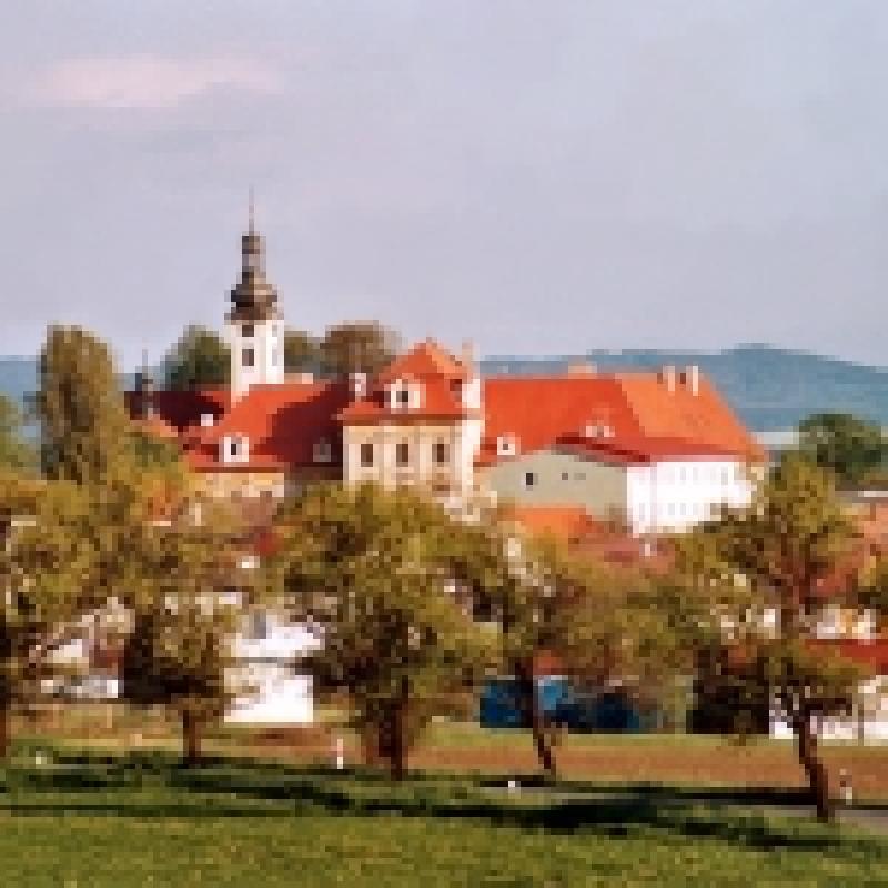 Cycling trip to Borovany